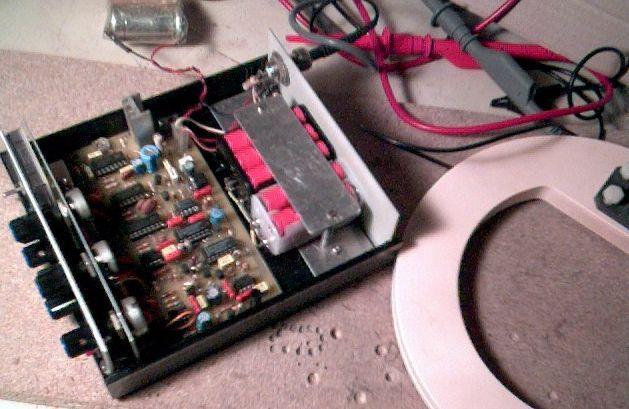 Схемы металлоискателей: Pi