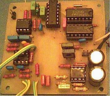 Смонтажом есть вопросы, у транзисторы на схеме около динамика стоят...